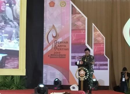 Panglima TNI Tekankan Pentingnya Ekonomi Kerakyatan