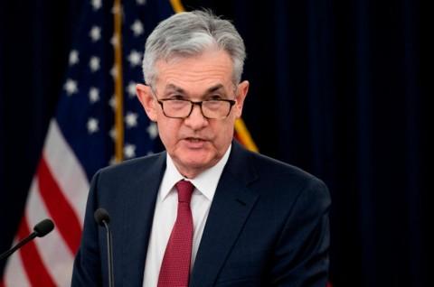Kata Ketua Fed tentang Kebijakan Moneter di AS