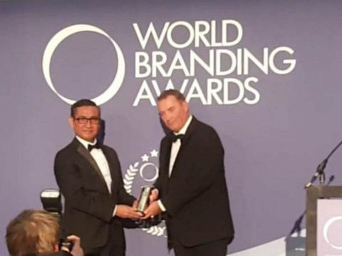 PLN Raih Penghargaan <i>Brand of The Year</i>