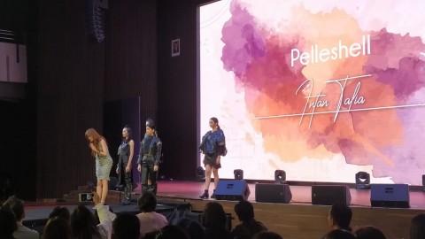 Karya Mahasiswi Maranatha Sematkan Tato Mentawai dan Suku Indian