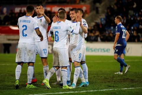 Hasil Lengkap Kualifikasi Piala Eropa 2020