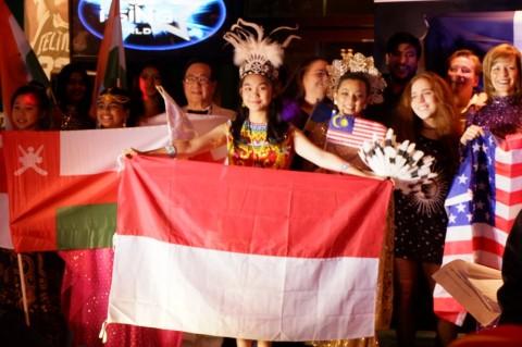 Indonesia Sabet Juara 1 di I-Sing World Swedia