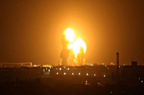 Israel Luncurkan Serangan Udara Terbaru di Gaza