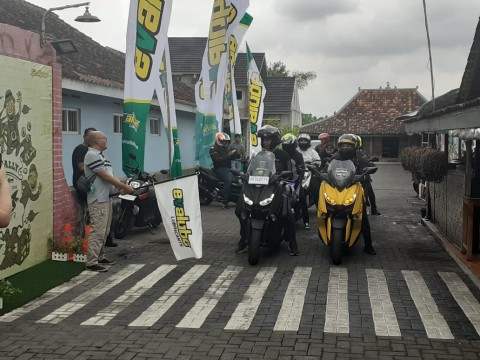 Menantang Komunitas Motor di Yogyakarta untuk City Rally