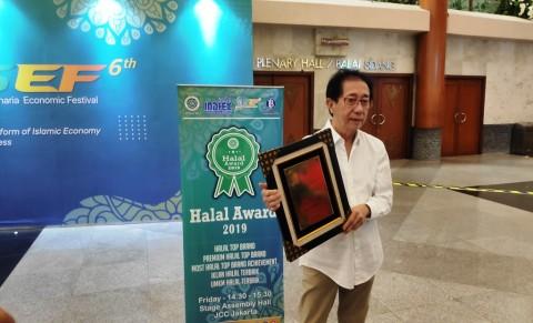 Raih Top Brand Halal Award 2019, Bukti Jaminan Mutu Tolak Angin