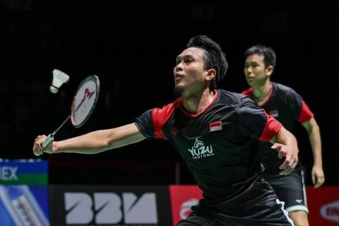 Kata Ahsan/Hendra Usai Lolos ke Final