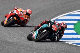 Quartararo Raih <i>Pole Position</i> di MotoGP Valencia