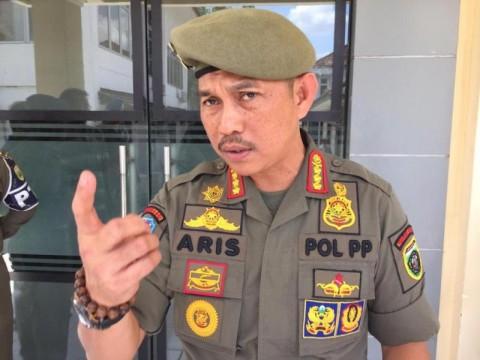 35.696 Personel Satlinmas Siaga Bencana di Sumsel