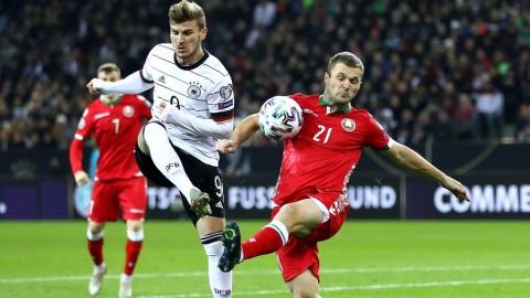 Menang Besar, Jerman Rebut Tiket Piala Eropa