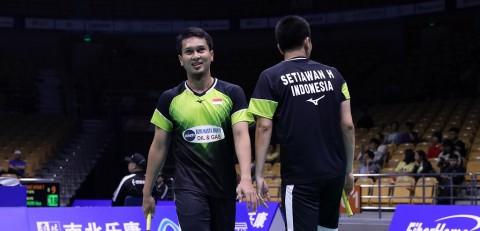 Jadwal Final Hong Kong Open: Indonesia Kirim 2 Wakil
