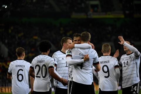 Hantam Belarusia, Jerman Lolos ke Piala Eropa