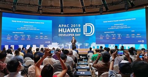 Gelar Acara Asia Pasifik, Huawei Rayu Developer Pakai HMS