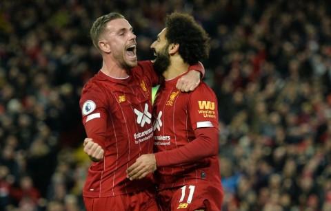 Hadapi Crystal Palace, Empat Pemain Liverpool Terancam Absen