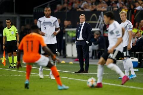 Meski Gagal Menang, Koeman Puas dengan Performa Belanda