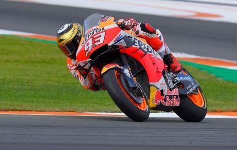 Juara di Valencia, Marquez Bawa Honda Sapu Bersih Gelar