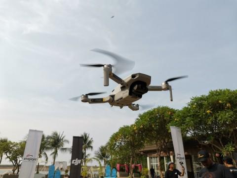 DJI Siapkan Aplikasi Pendeteksi dan Pengenal Drone