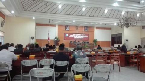 Ketua DPRD Demak Klaim Penyusunan AKD sesuai Tatib