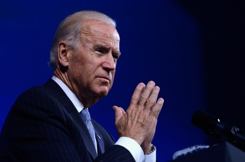 Donald Trump Bela Joe Biden dari Ucapan Korut