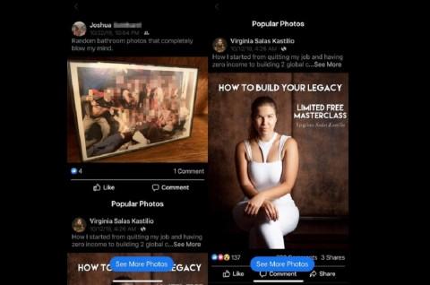 Facebook Uji Fitur Serupa Feed Instagram