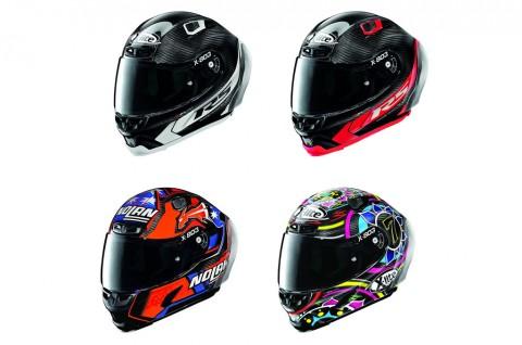 X-Lite X-803 RS Usung Standar Keamanan MotoGP