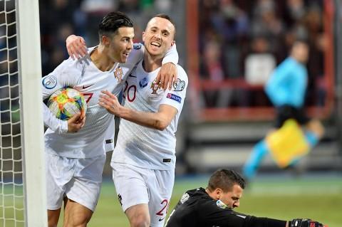 Portugal Lolos ke Piala Eropa 2020