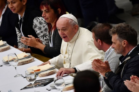 Paus Fransiskus akan Kunjungi Hiroshima dan Nagasaki