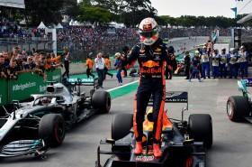 F1GP Brasil: Verstappen Juara, Duo Ferrari Gagal Finis