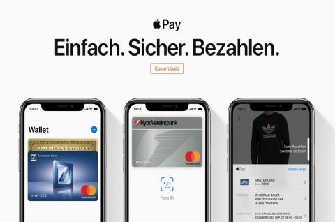 Pemerintah Jerman Tuntut Apple Soal Izin NFC