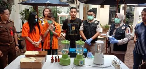 Kurir Ribuan Ekstasi Dibekuk di Apartemen Tanjung Duren