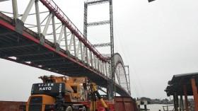 Musi VI Bridge to be Operational in October 2020