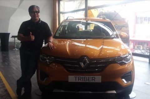 Dibanderol Rp130 Jutaan, Renault Triber 'Pede' Main LCGC