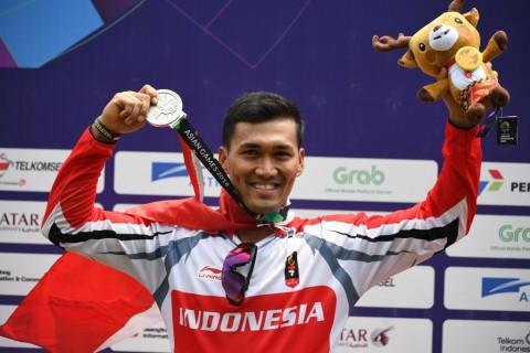 Atlet BMX Indonesia Pelajari Lintasan SEA Games Demi Rebut Emas