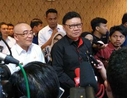 Tujuh PR Menteri Tjahjo