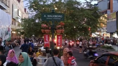 Uji Coba Semi Pedestrian di Malioboro Dilakukan Besok