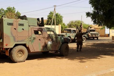 24 Prajurit Mali Tewas dalam Serangan Militan