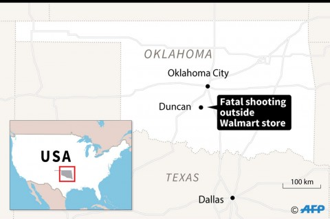 Tiga Tewas Dalam Penembakan di Supermarket Oklahoma