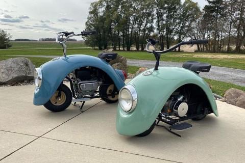 Volkspod Lahir dari Potongan Fender Volkswagen Beetle