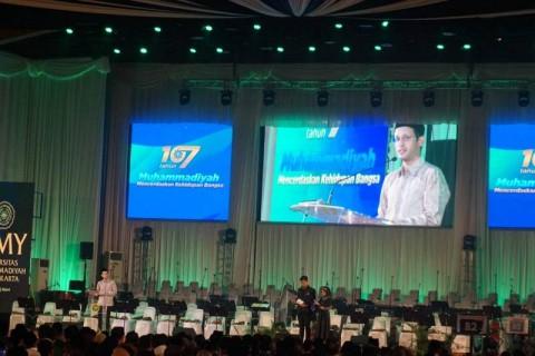 Nadiem Dukung Muhammadiyah Kembangkan Pendidikan Sejak Dini