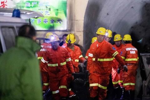 15 Tewas Akibat Tambang Batu Bara di Tiongkok Meledak