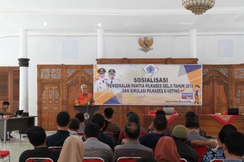 Brebes Bakal Gelar Pilkades Serentak e-Voting