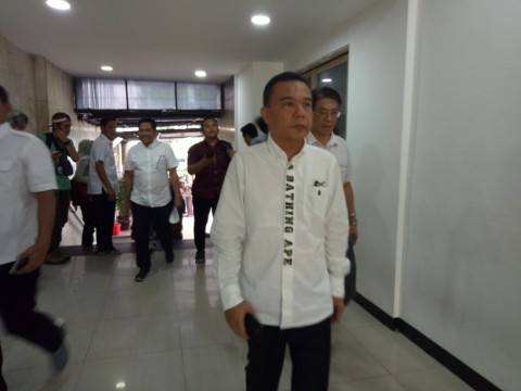 Gerindra Welcomes PKS-Berkarya Party Meeting