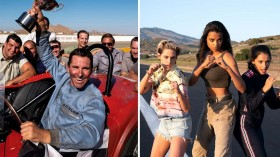 Ford v Ferrari Salip Charlie's Angels di Box Office