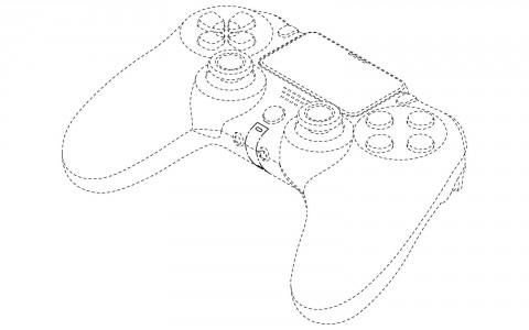 Penampakan Paten Desain Controller PS5, Mirip PS4