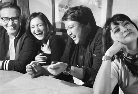 Para Pemain Sinetron Bidadari akan Melayat ke Rumah Duka Cecep Reza
