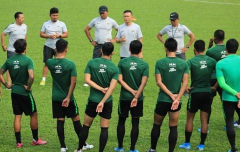 Susunan Pemain Malaysia vs Indonesia