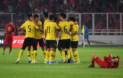 Indonesia Tertinggal dari Malaysia di Babak Pertama
