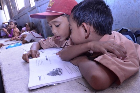 Sepertiga Anak Usia SD Alami <i>Learning Poverty</i>