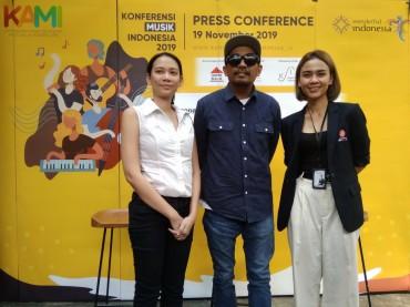 Konferensi Musik Indonesia Kedua Digelar di Bandung Akhir Pekan Ini