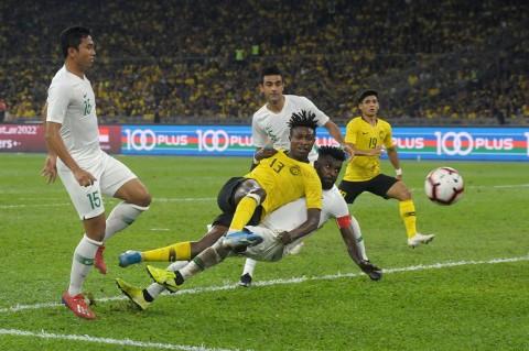 Timnas Indonesia Menyerah 0-2 dari Malaysia di Bukit Jalil