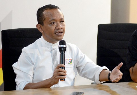 Bahlil Kunjungi Tiga Negara Rayu Investor Masuk Indonesia
